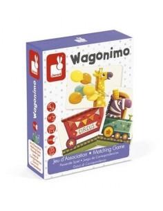 Wagonimo - jeu Janod