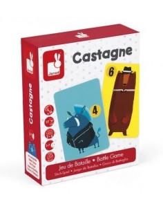 Castagne - jeu Janod