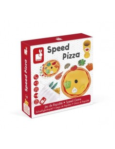 Speed pizza - jeu Janod
