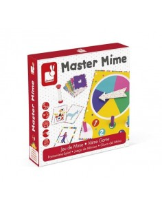 Master mime - jeu Janod