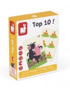 Top 10 - jeu Janod