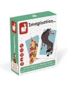Imagination - jeu Janod