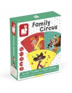 Family circus - jeu Janod