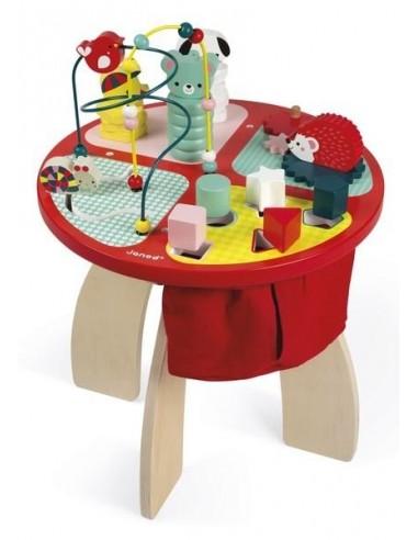 Table d'activités Baby forest - Janod