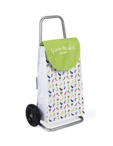 Chariot de courses green market - Janod