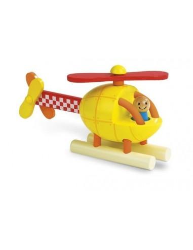 Hélicoptère magnétique - Janod