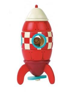 Fusée magnétique - Janod