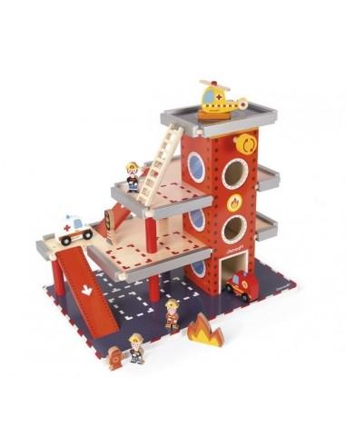Caserne des pompiers - Janod