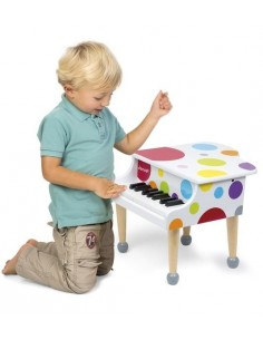 Piano à queue confetti - Janod