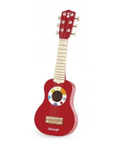Ma première guitare Confetti - Janod