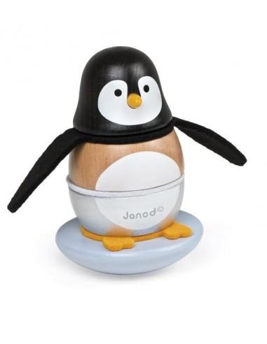 Culbuto Pingouin - Janod