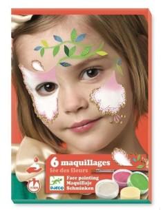 Coffret de maquillage fée des fleurs