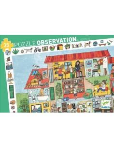 Puzzle d'observation la...