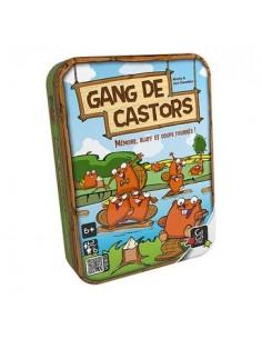 Gang de castors - jeu Gigamic