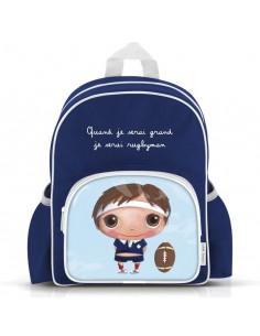 Grand sac à dos avec poches...