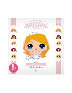 Origamis filles - Quand je...