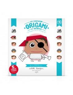 Origamis garçons - Quand je...
