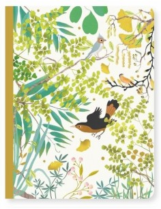 Cahier Tinou - Lovely paper...