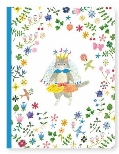 Cahier aiko - Lovely paper Djeco