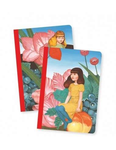 Petits carnets Fedora - Lovely paper...