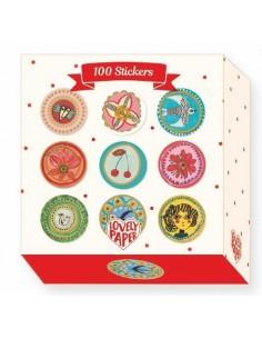 Stickers Aurélia - Lovely...