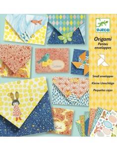 Origami petites enveloppes...