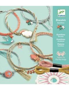 Bracelets Céleste  - Djeco