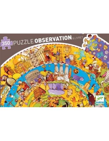 Puzzle d'observation Histoire et...