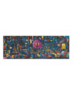 Puzzle gallery Monster wall 500 pièces