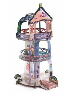 La tour des merveilles...