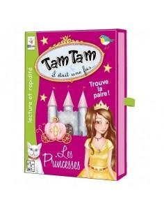 Jeu TamTam princesses