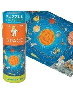 Puzzle et poster Space 200...