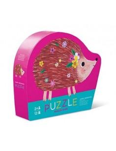 Mini puzzle hérisson 12 pièces