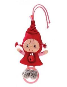 Chaperon rouge clochette -...