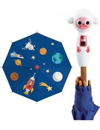 Parapluie cosmonaute Ingela Arrhenius...