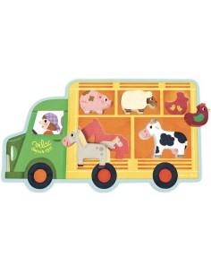Encastrement camion ferme -...