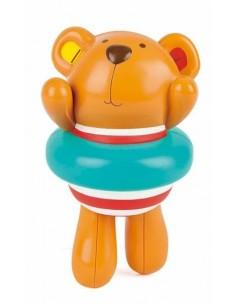 Teddy et sa bouée - Hape