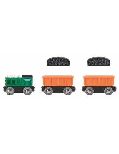 Train de marchandises moderne - Hape