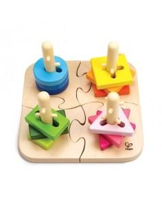 Puzzle à boutons créatifs -...