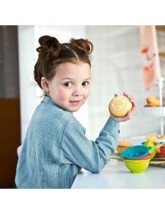 Petits moules à gâteaux -...