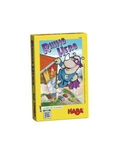 Jeu rhino hero - Haba