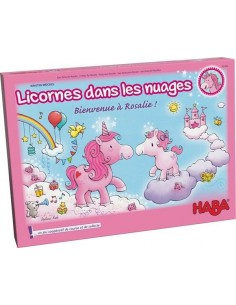 Licornes dans les nuages...