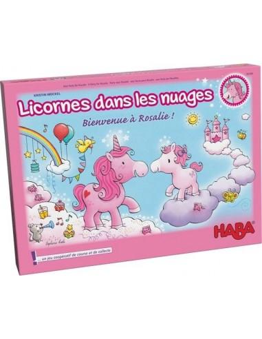 Licornes dans les nuages bienvenue à...