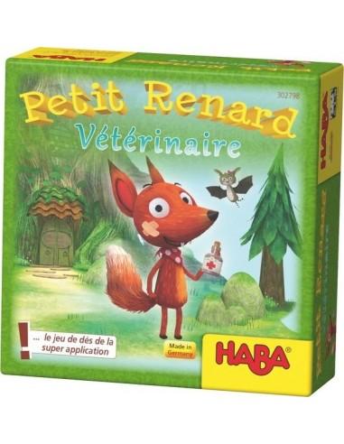 Petit renard vétérinaire - Mini jeu Haba