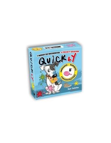 Quickly - jeu Zoé Yatéka