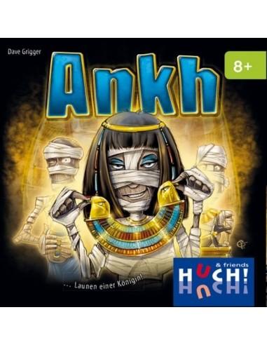 Ankh - jeu Zoch