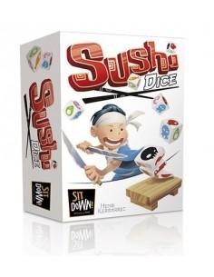 Jeu Sushi dice
