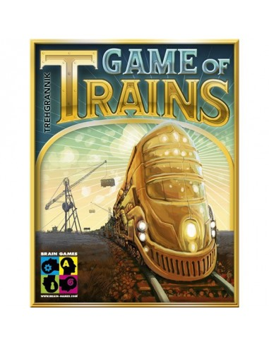 Jeu game of trains