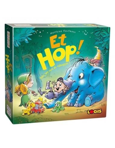 Et hop! - jeu Logis