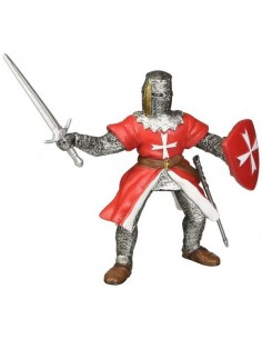 Figurine chevalier de Malte